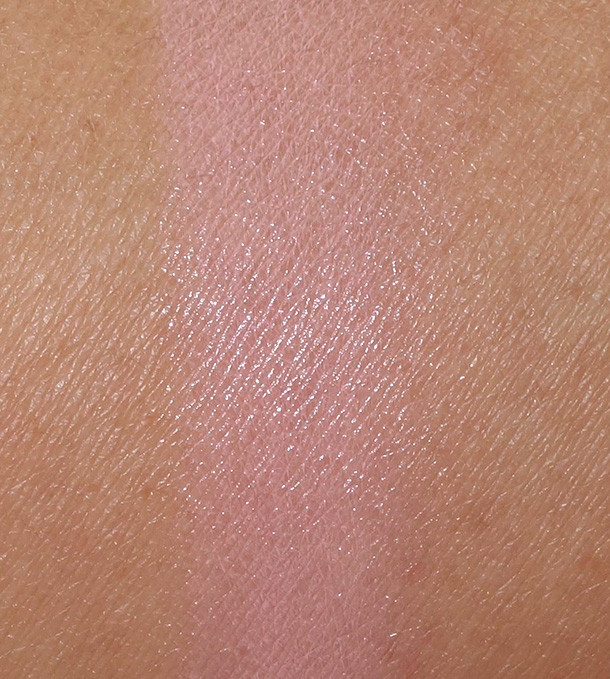 MAC Playland Swatch of Casual Color in For Your Amusement