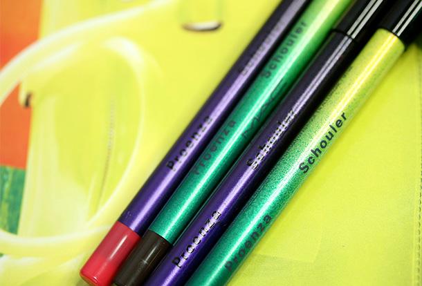 MAC Proenza Schouler Pro Longwear Lip Pencils and Eyeliners ($21 each)