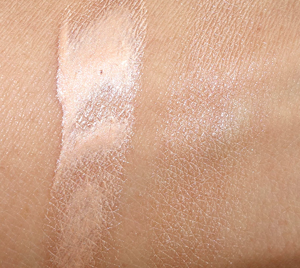 NARS Adult Swim Hot Sand Illuminator Swatches