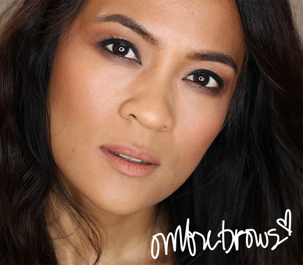 Ombre Brows!