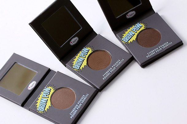 Giving More Pow To Brows Thebalm Brow Pow Makeup And