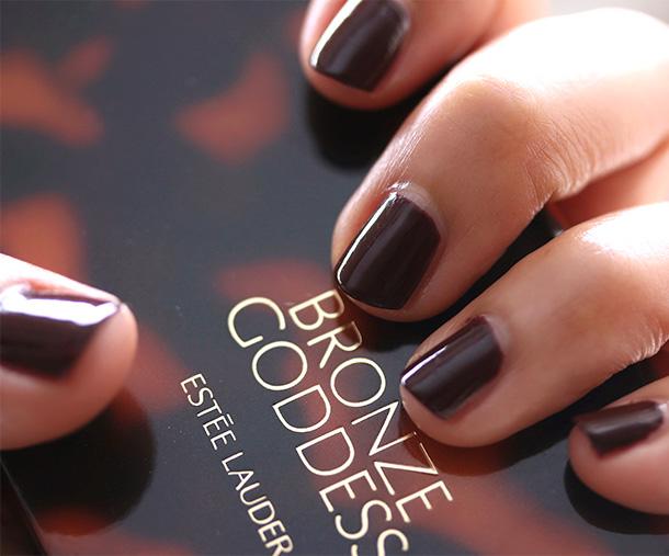 Estee Lauder Lust Pure Color Nail Lacquer Swatch