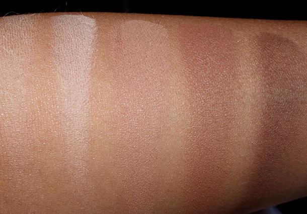Estee lauder Bronze Goddess The Nudes Eyeshadow Palette