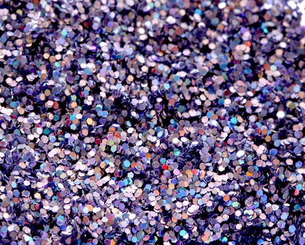 MAC 3D Lavender Glitter
