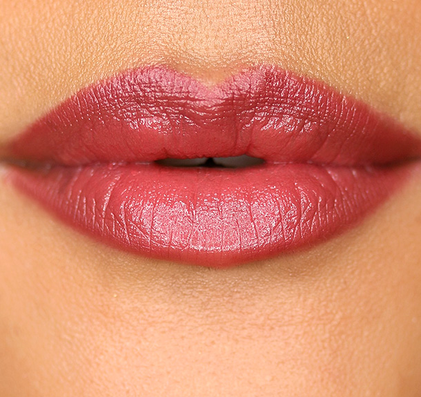MAC Half Red Lip Pencil and Mystical Lipstick