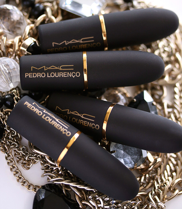MAC Pedro Lourenco Collection Amplified Lipsticks