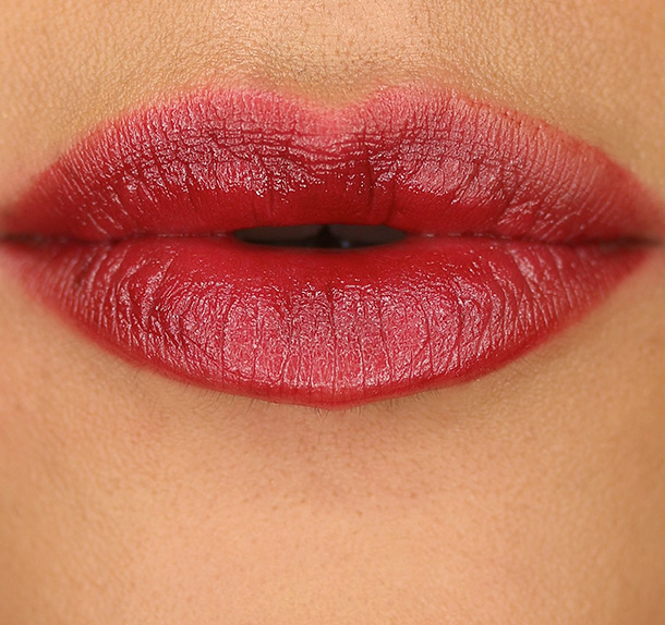 MAC Pedro Lourenco Amplified Lipstick in Ruby