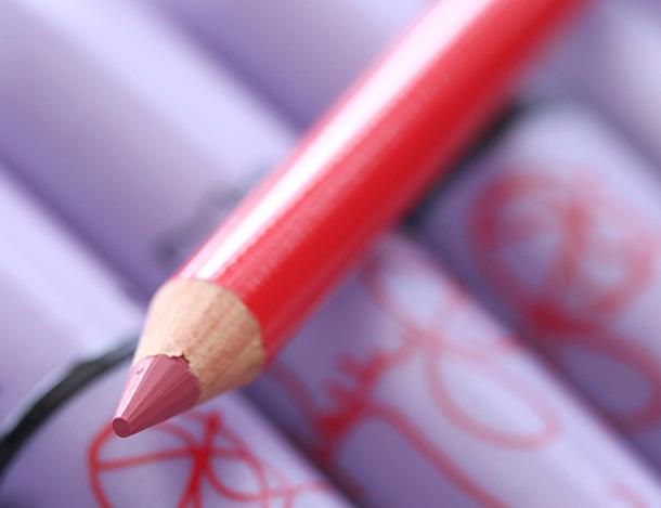 MAC Sharon Osbourne Cranberry Lip Pencil