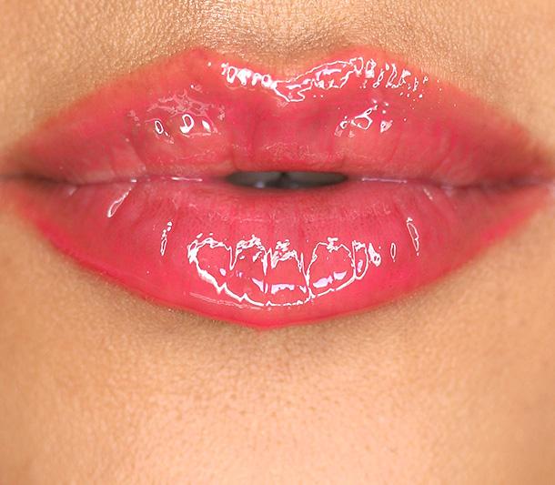 NARS Salamanca Lip Gloss Swatch