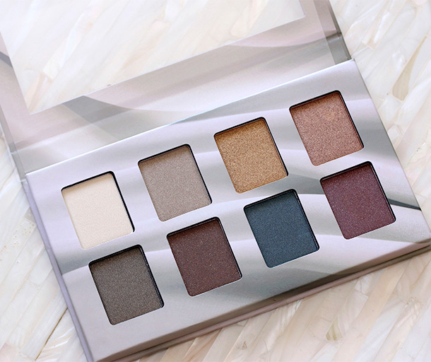 NYX Suede Palette