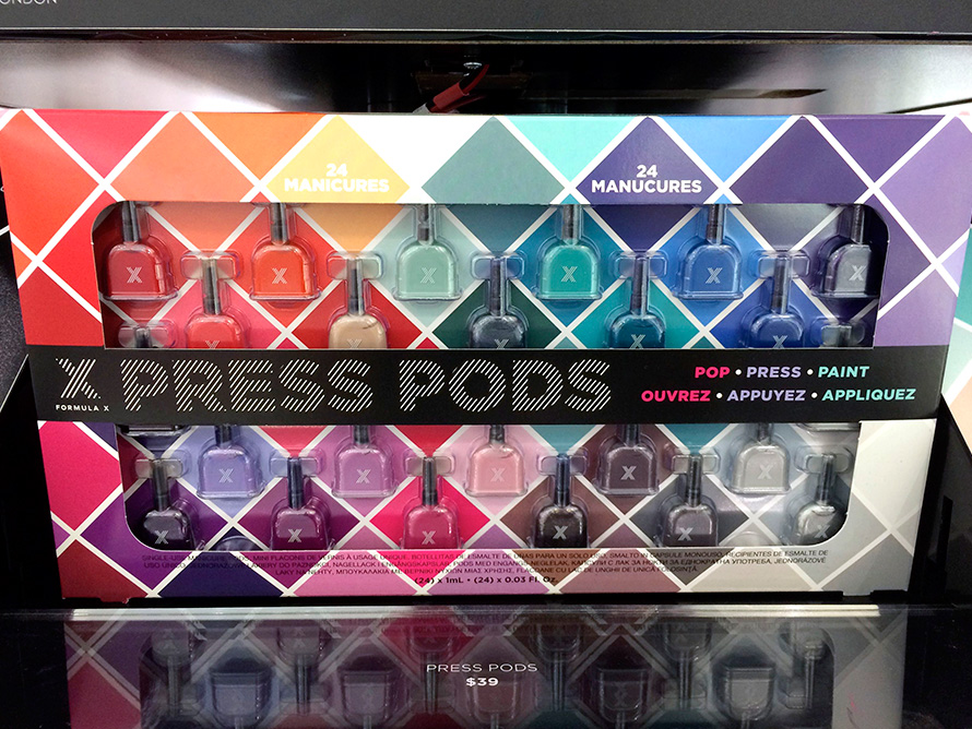 Sephora Formula X Press Pods
