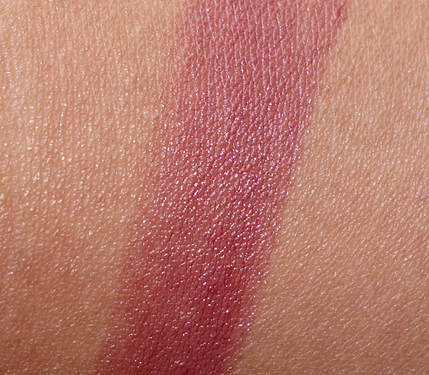 Chanel Aura Rouge Coco Shine Swatch