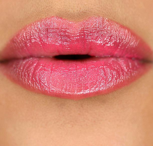 MAC Sheen Supreme Lipstick in Phosphorescent Swatch