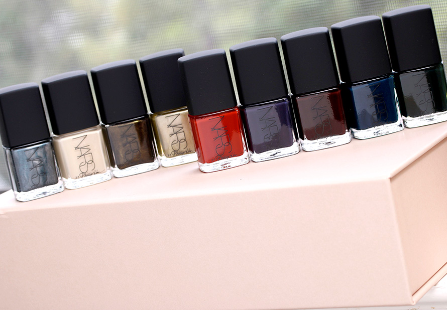 NARS 3.1 Phillip Lim Nail Collection