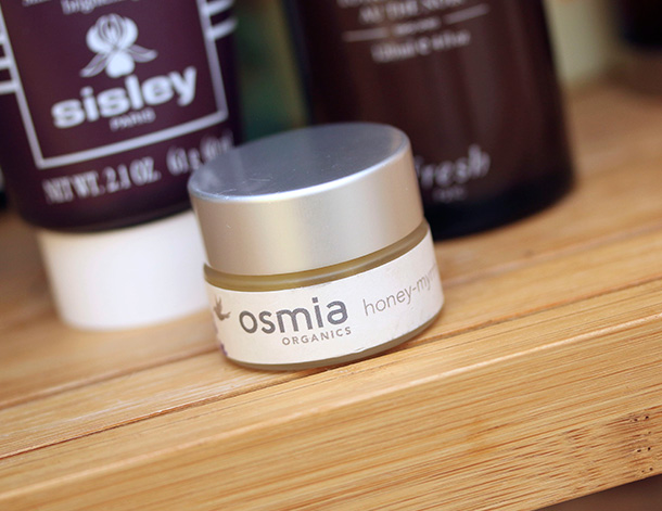 Osmia Organics Honey Myrrh Lip Repair