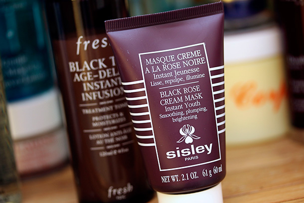 Sisley Black Rose Cream Mask
