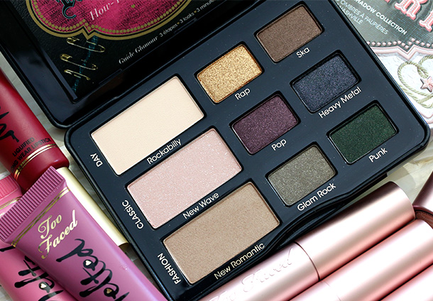 Too Faced Rock N Roll Palette