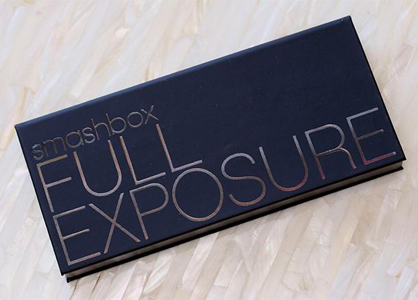 Smashbox Full Exposure Palette Packaging