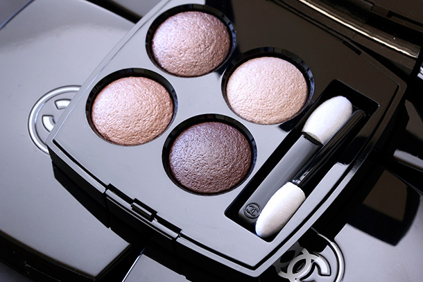 Chanel Quadra Les 4 Ombres Eyeshadow in Tissé Rivoli