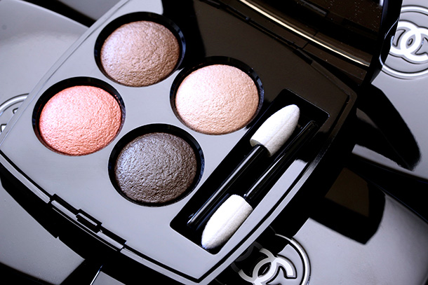 Chanel Quadra Les 4 Ombres Eyeshadow in Tissé Vendôme