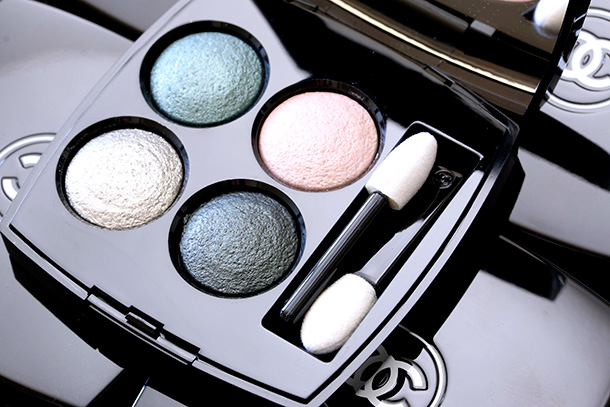 Chanel Quadra Les 4 Ombres Eyeshadow in Tissé Vénitien