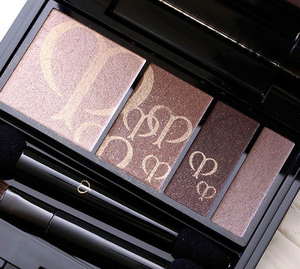 Clé de Peau Beauté Eye Color Quad in 208