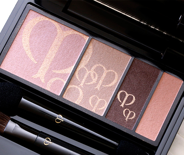 Clé de Peau Beauté Eye Color Quad in 211