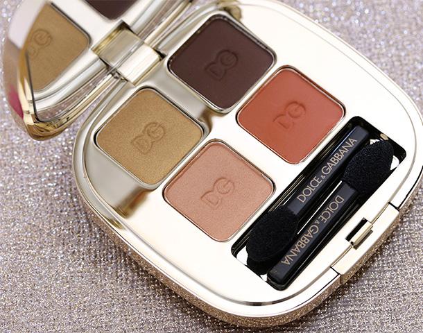 Dolce Gabbana Tangier Eyeshadow Quad