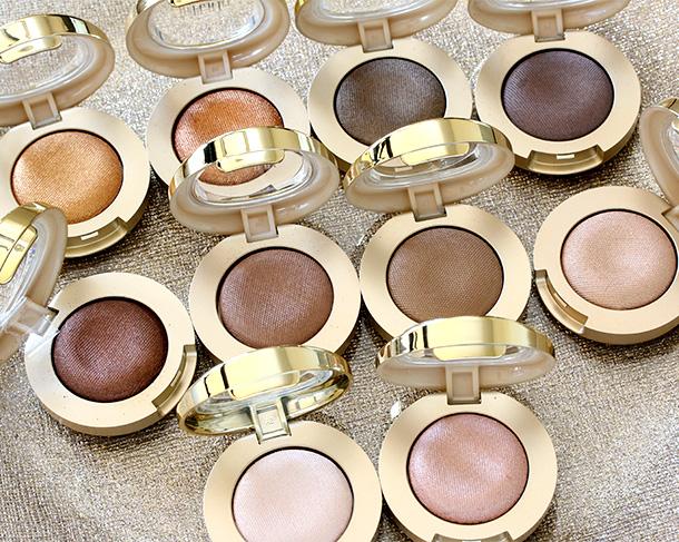 Milani Bella Eyes Gel Powder Eyeshadow Neutrals