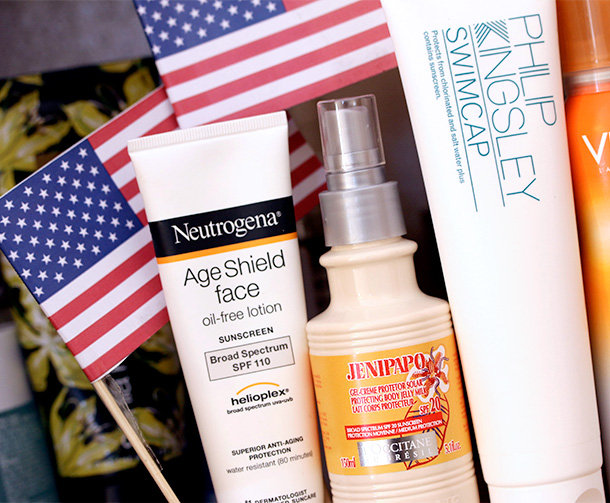 Neutrogena, L'Occitane Jenipapo and Philip Kingsley