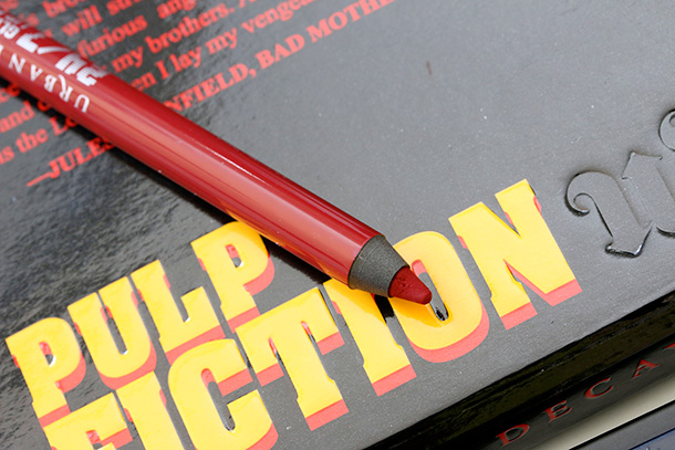 Urban Decay Pulp Fiction Collection 24/7 Glide-On Lip Pencil in Mrs. Mia Wallace