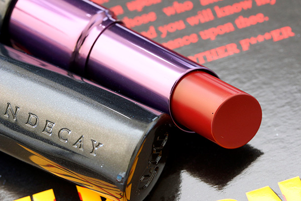 Urban Decay Pulp Fiction Collection Revolution Lipstick in Mrs. Mia Wallace