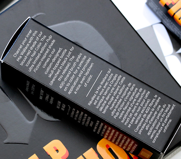 Urban Decay Pulp Fiction Collection Nail Box