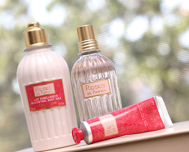 L'Occitane Roses et Reines Collection