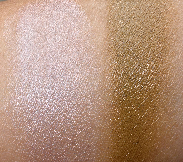 MAC Cream Colour Bases in Breaking Ground and Au Nature