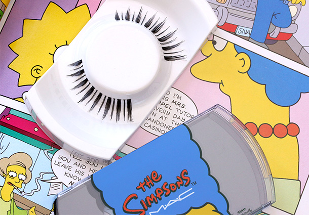 MAC Simpsons Lash in 7 Lash
