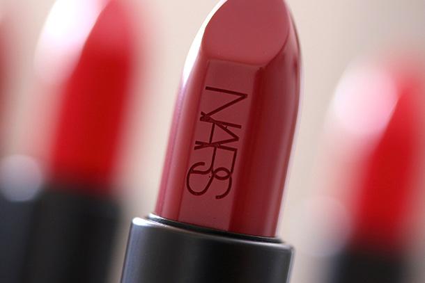 NARS Audacious Lipstick in Audrey