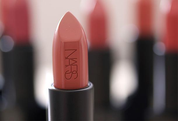 NARS Audacious Lipstick in Barbara