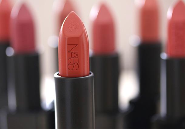 NARS Audacious Lipstick in Jane