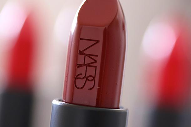 NARS Audacious Lipstick in Jeanne