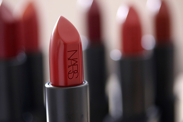 The New Nars Audacious Lipstick Collection The Wines And