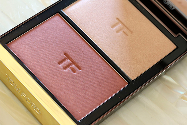 Tom Ford Stroked Contouring Cheek Color Duo
