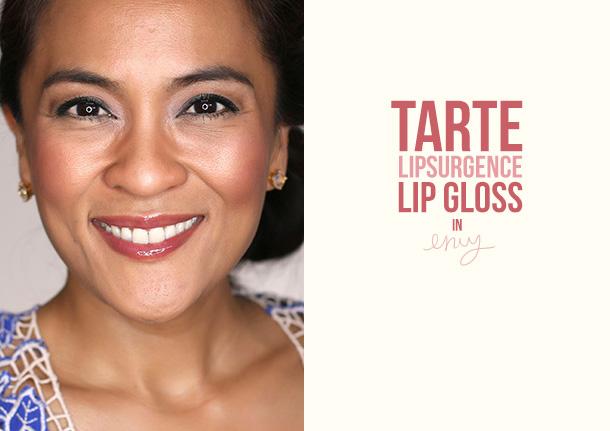 Tarte LipSurgence Lip Gloss in Envy