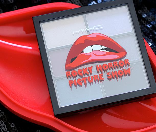 MAC Rocky Horror Eye Shadow X 6 in Riff Raff, $44