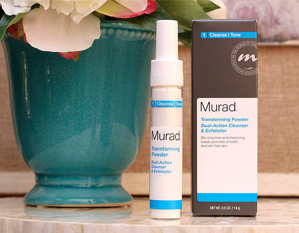 Murad Transforming Powder Dual-Action Cleanser and Exfoliator