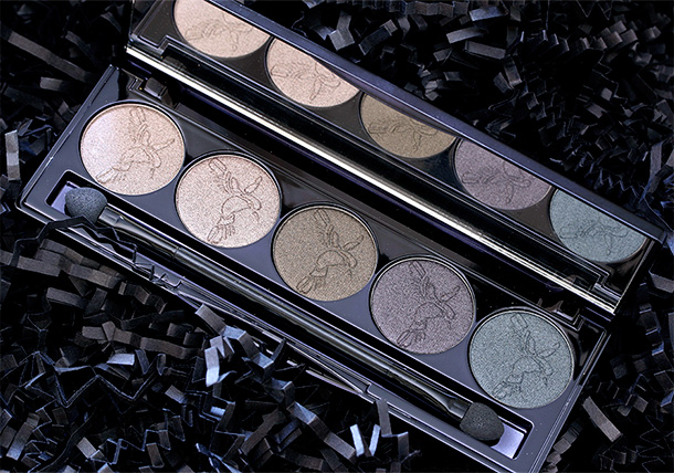 Rouge Bunny Rouge Raw Garden Eye Shadow Palette in Chronos