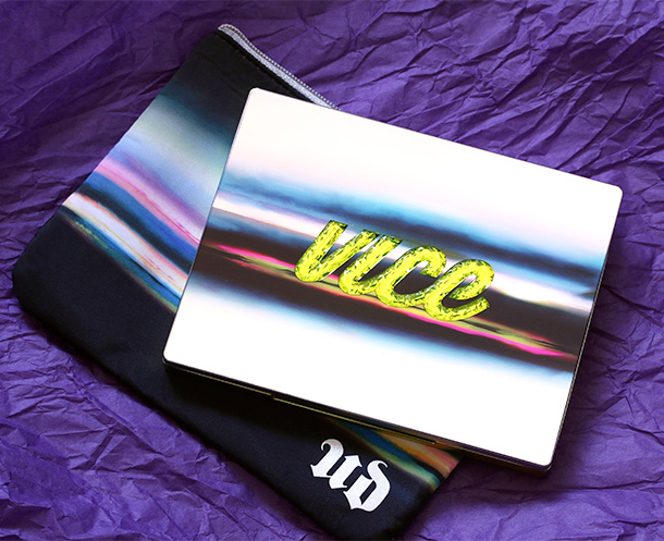 Urban Decay Vice3 packaging