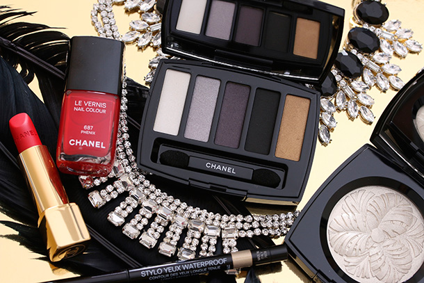 Chanel Collection Plumes Precieuses de Chanel collection for Holiday 2014
