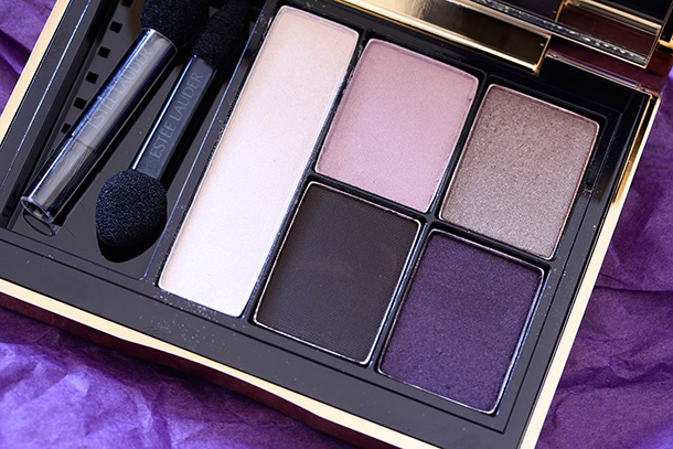 Estee Lauder Pure Color Envy Sculpting EyeShadow 5-Color Palette in Envious Orchid (3)