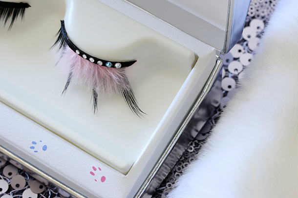 Shupette Furry Fantasy Premium False Eyelash
